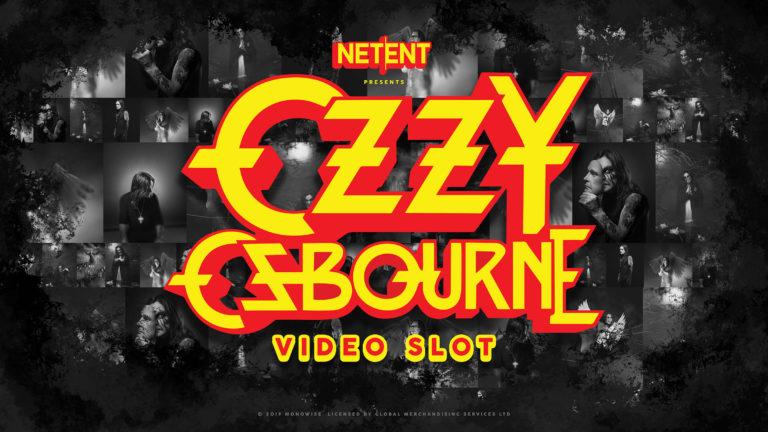 Ozzy Osbourne spēļu automāti