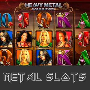 Heavy metal automāti